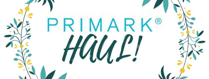 Spring Haul |Primark